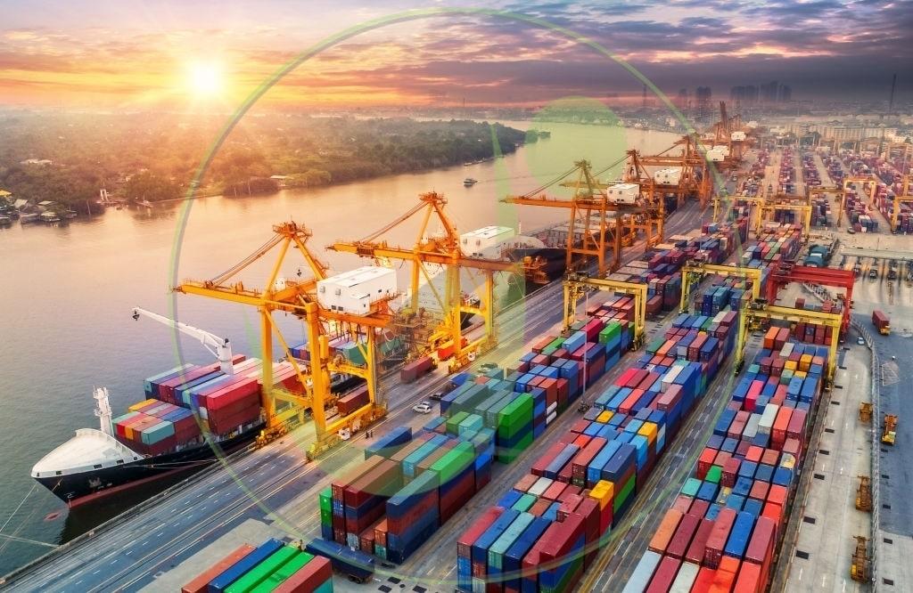 صادرات از طریق مرز آبی